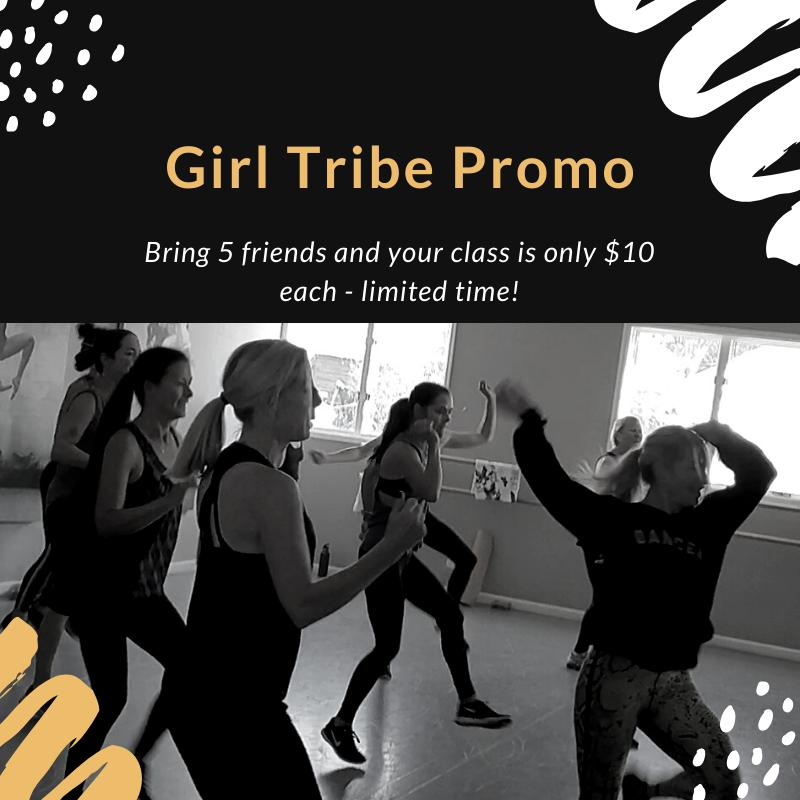 Girl tribe promo (1)